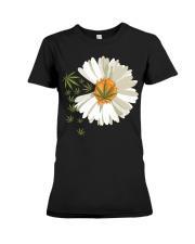 Love daisy Cannabis Premium Fit Ladies Tee thumbnail