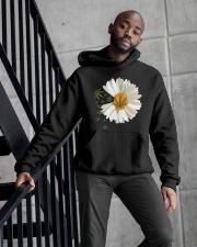 Love daisy Cannabis Hooded Sweatshirt apparel-hooded-sweatshirt-lifestyle-front-10