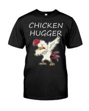 Chicken Hugger T-Shirt Classic T-Shirt thumbnail