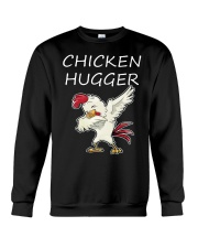 Chicken Hugger T-Shirt Crewneck Sweatshirt thumbnail