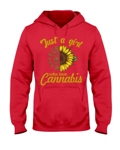 Just A Girl Who Loves Cannabis