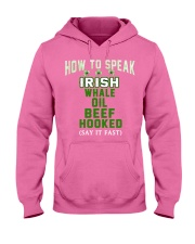 How To Speak Irish Shirt St Patricks Day Funny Hooded Sweatshirt thumbnail