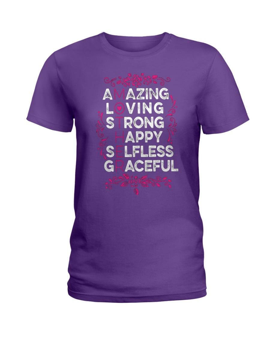 Amazing Mom Ladies T-Shirt