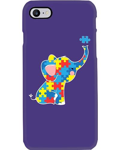 Autism Awareness Shirt Elephant