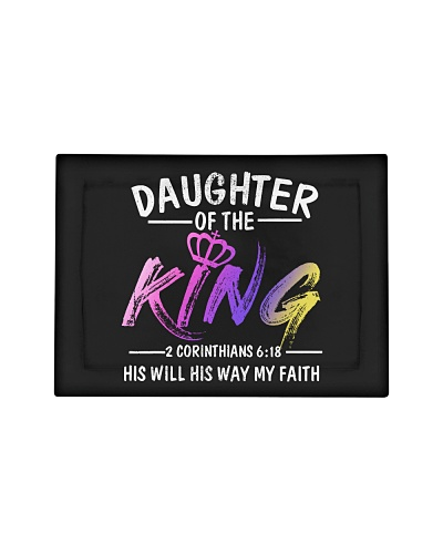 Daughter of the king 2 Corinthians christian god