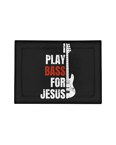 Guitar Play Bass For Jesus Christian Shirt