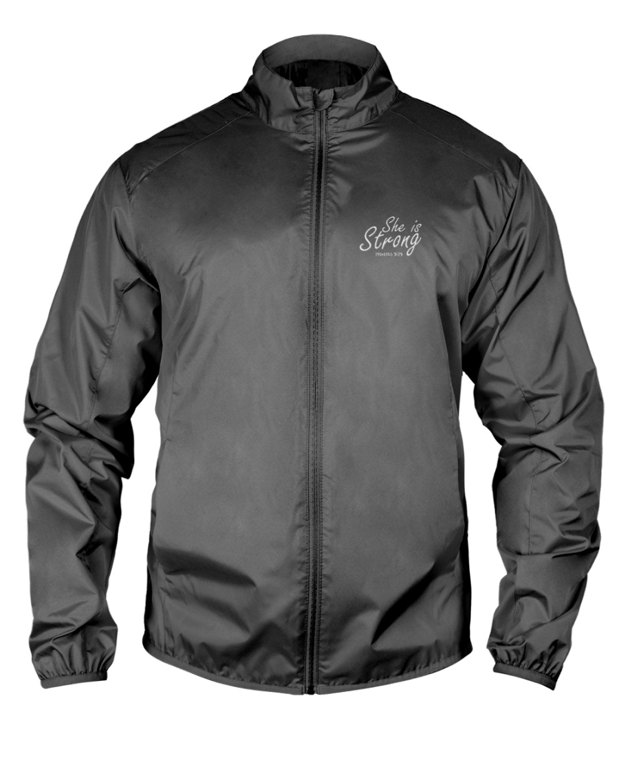 She is Strong210 Lightweight Jacket