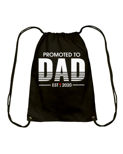 Best Father Gift  Promoted to dad est 2020