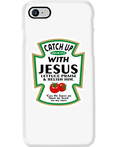 catch up with Jesus156
