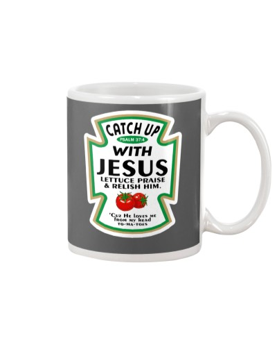 catch up with Jesus156