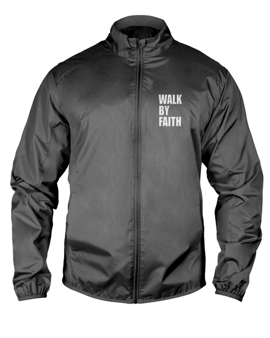 walk by faith313 Lightweight Jacket