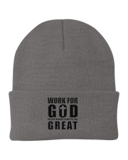 work for God150 Knit Beanie thumbnail