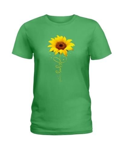 Jesus sunflower142