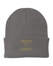 created with a purpose204 Knit Beanie thumbnail