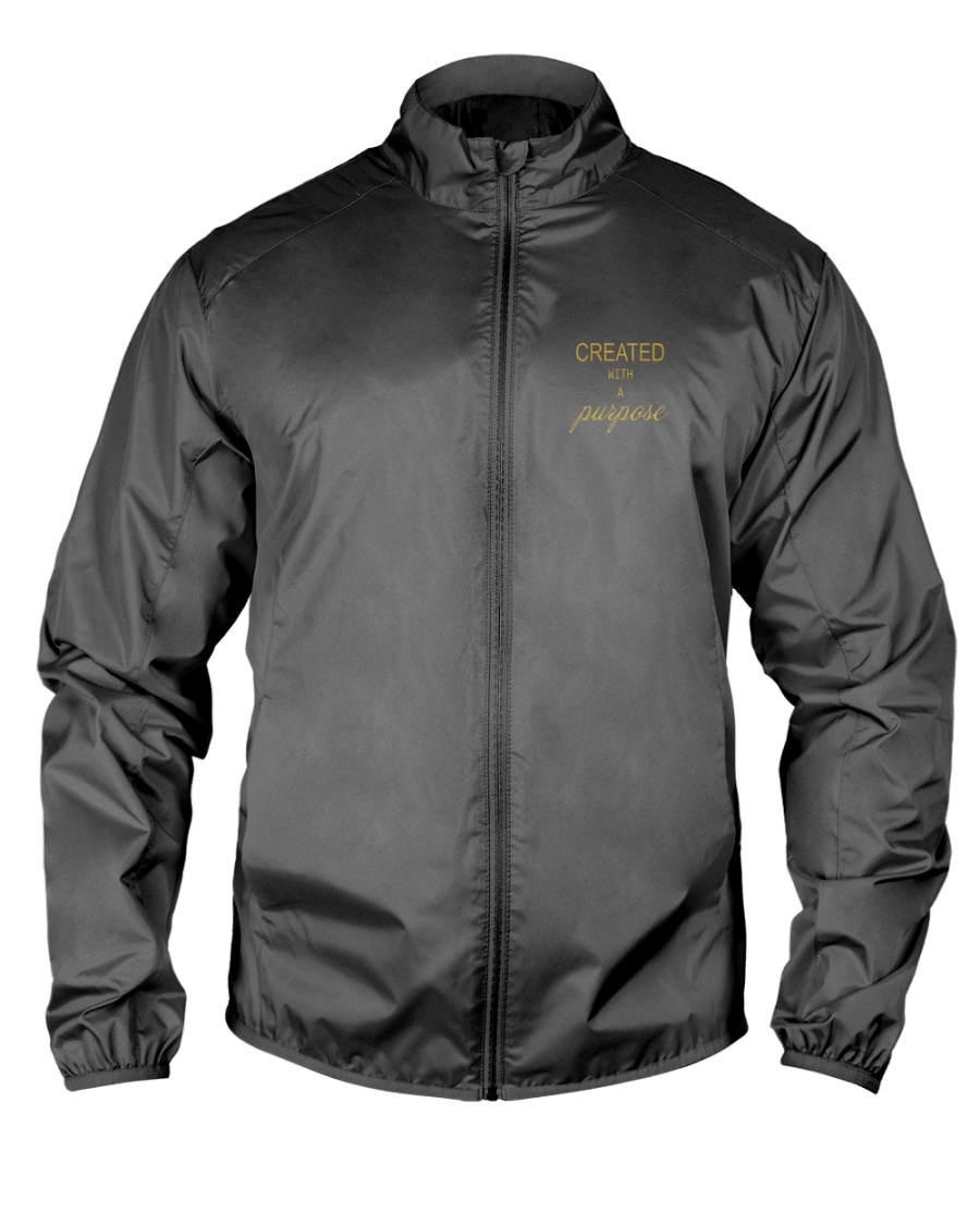 created with a purpose204 Lightweight Jacket