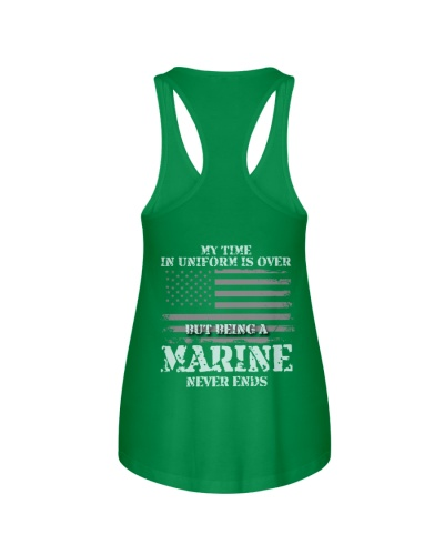 Marine Never Ends