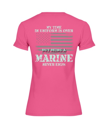 Marine Never End