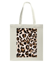 ALL ABOUT LEOPARDS  Tote Bag tile