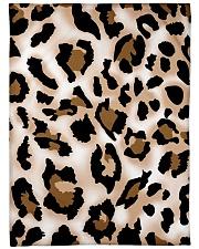 ALL ABOUT LEOPARDS  Fleece Blanket tile