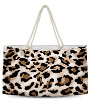 ALL ABOUT LEOPARDS  Weekender Tote tile