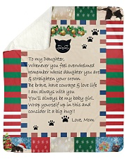 "CAT LOVERS 53 Sherpa Fleece Blanket - 50"" x 60"" thumbnail"
