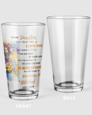 11 16oz Pint Glass front