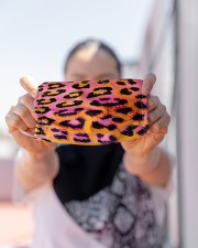 ALL ABOUT LEOPARDS Cloth face mask aos-face-mask-lifestyle-07