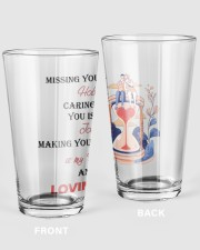 35-01 16oz Pint Glass front