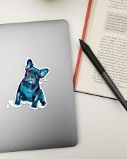 FRENCH BULLDOG 8 Sticker - Single (Vertical) aos-sticker-single-vertical-lifestyle-front-18