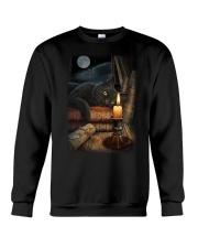 CAT LOVERS 5 Crewneck Sweatshirt thumbnail
