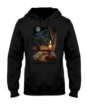 CAT LOVERS 5 Hooded Sweatshirt front