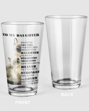5-01 16oz Pint Glass front