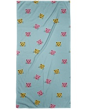 ALL ABOUT LEOPARDS  Bath Towel thumbnail