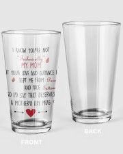 13-01 16oz Pint Glass front