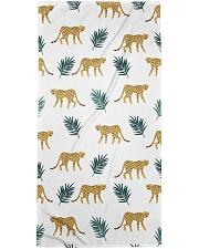 ALL ABOUT LEOPARDS  Bath Towel tile