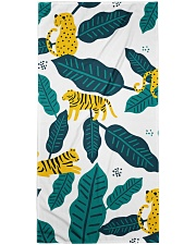 ALL ABOUT LEOPARDS Bath Towel thumbnail
