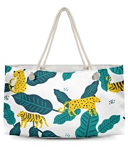 ALL ABOUT LEOPARDS Weekender Tote thumbnail