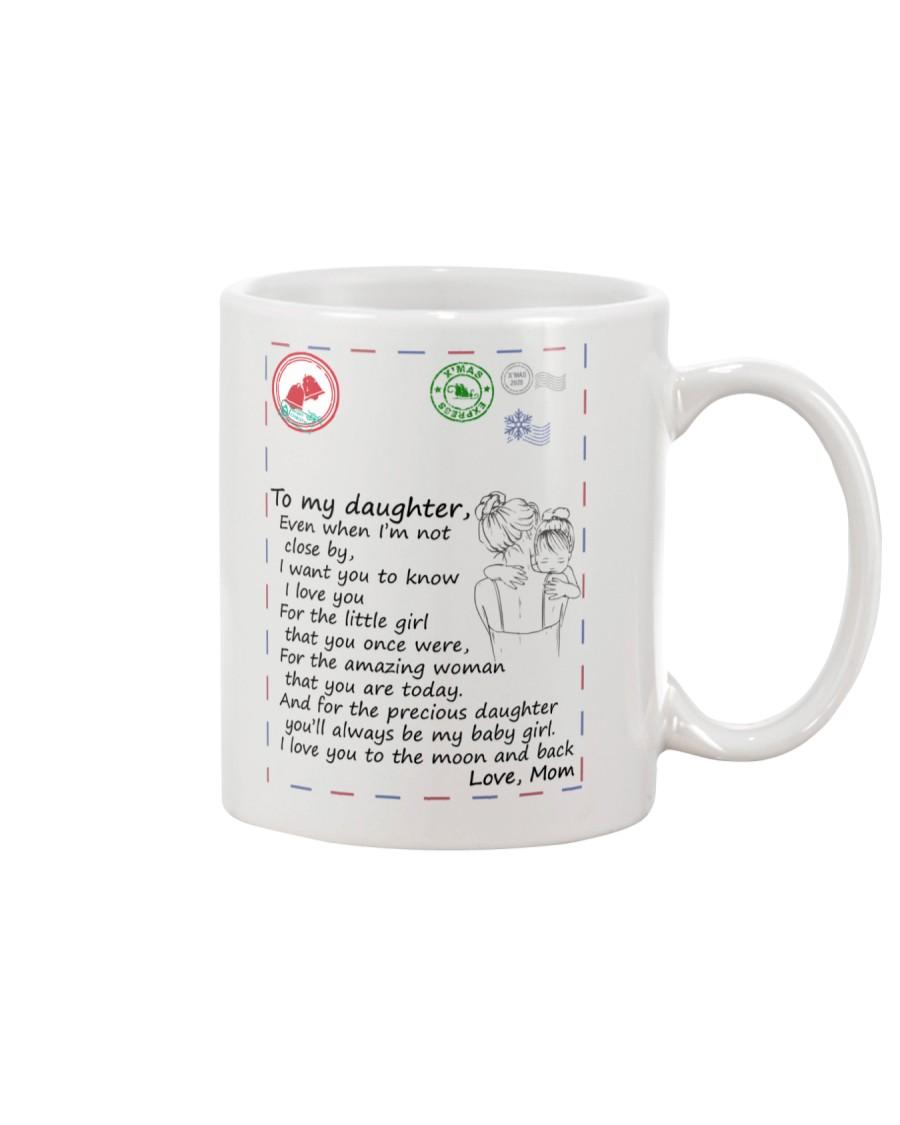 XMAS GIFT TO DAUGHTER FROM MOM 1 Mug