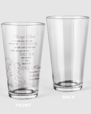 17-01 16oz Pint Glass front