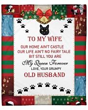 "CAT LOVERS 55 Fleece Blanket - 50"" x 60"" thumbnail"
