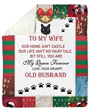 """CAT LOVERS 55 Sherpa Fleece Blanket - 50"""" x 60"""" thumbnail"""