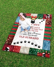 """CAT LOVERS 55 Quilt 40""""x50"""" - Baby aos-quilt-40x50-lifestyle-front-09"""