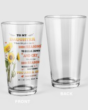 7-01 16oz Pint Glass front