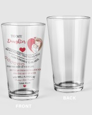 19-01 16oz Pint Glass front