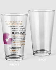 15-01 16oz Pint Glass front