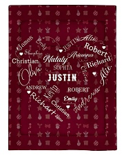 CUSTOM FAMILY NAME - XMAS 2020 -1 Comforter tile