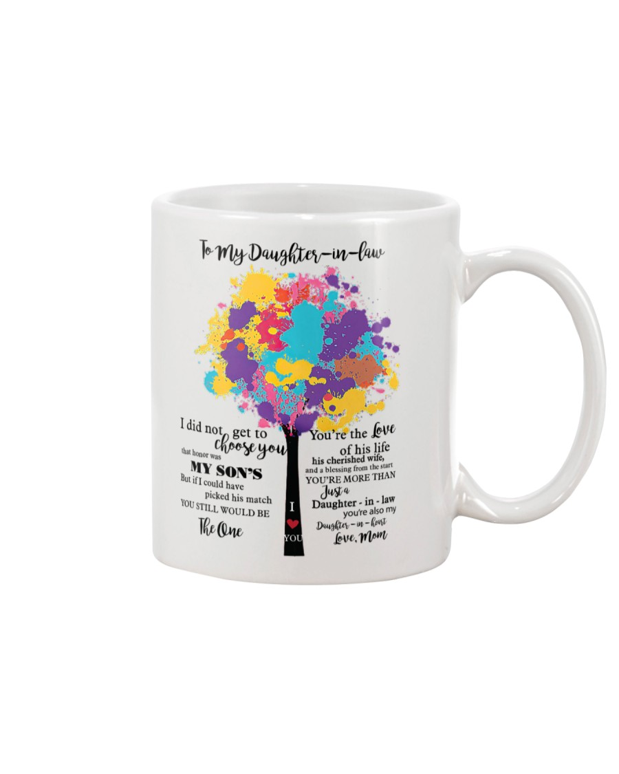 TO MY DAUGHTER-IN-LAW 1 Mug