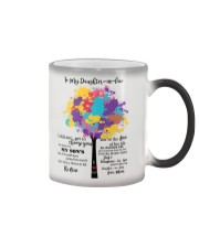 TO MY DAUGHTER-IN-LAW 1 Color Changing Mug thumbnail