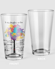 TO MY DAUGHTER-IN-LAW 1 16oz Pint Glass thumbnail