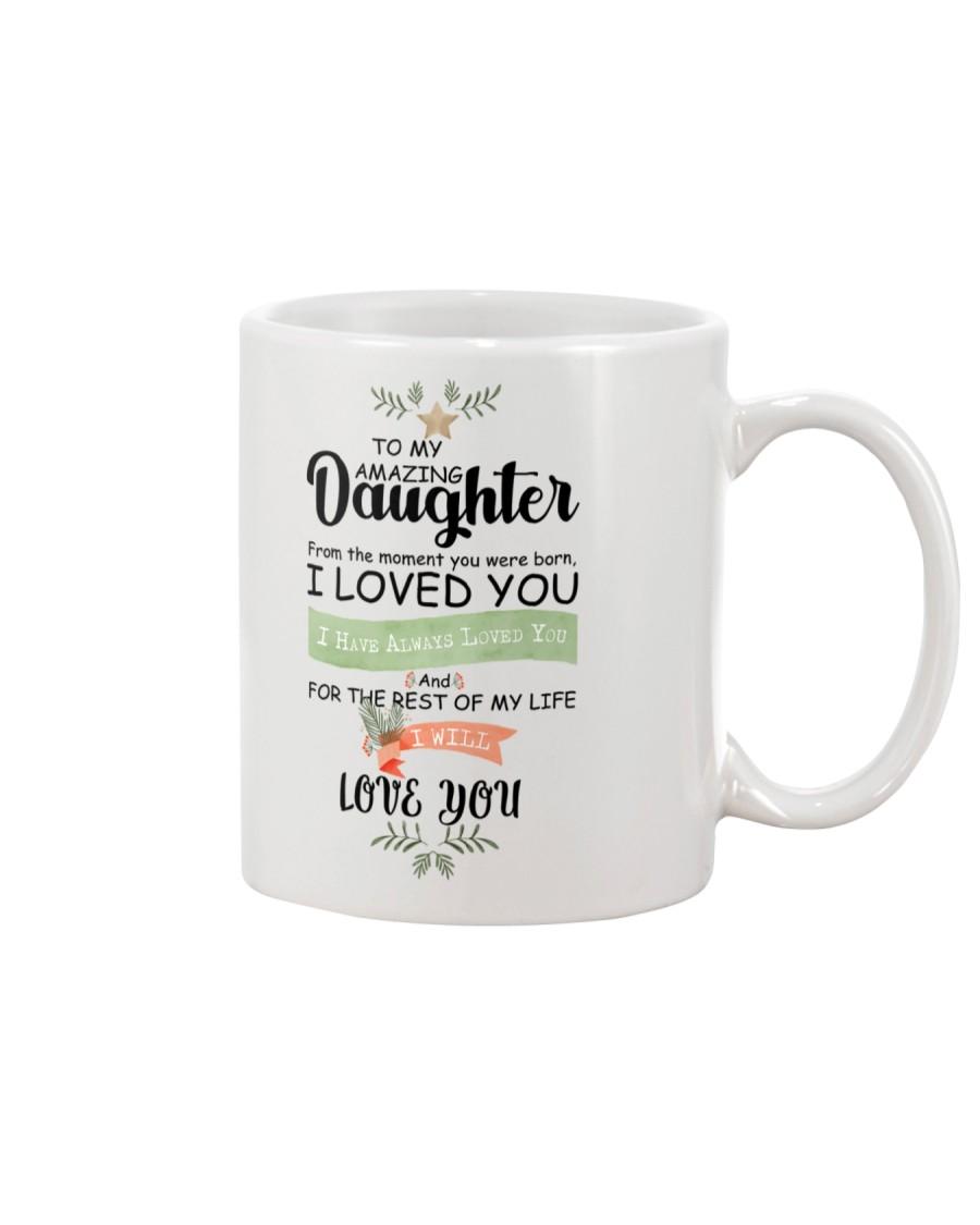 XMAS GIFT TO AMAZING DAUGHTER   Mug
